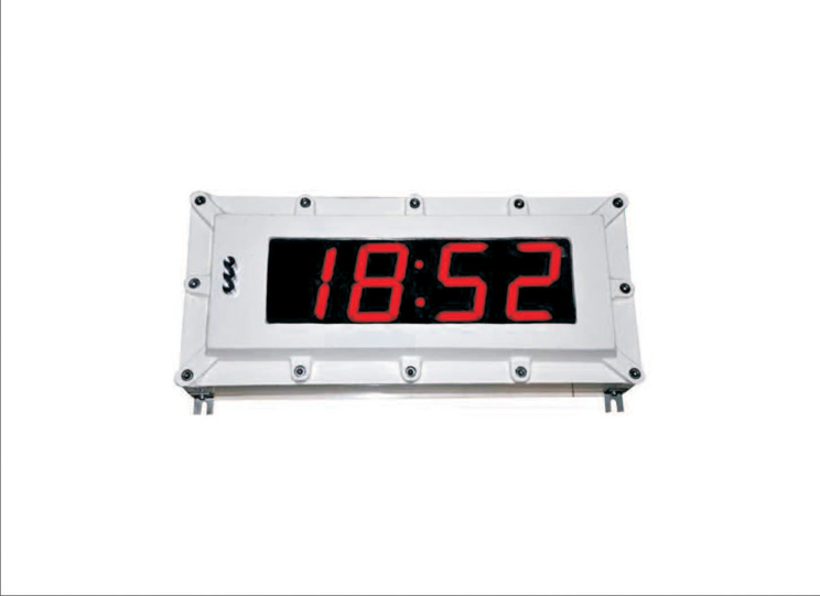 FLP/WP DIGITAL CLOCK